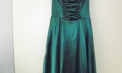 Green stretch dress Size Small
