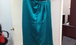 Emerald gown - Size 12