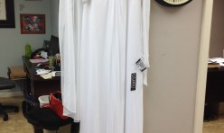 White flowy dress - Size 8