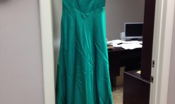 Emerald Green with Jewels - Size 6